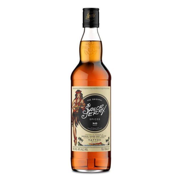Rum Sailor Jerry Spiced 70cl