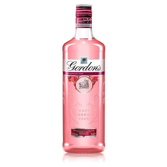 Gin Gordon's Premium Pink 70cl