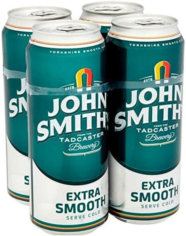 John Smith 4 Cans Pack