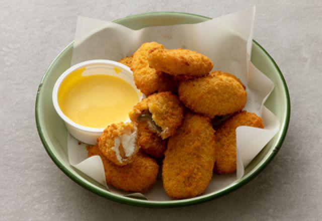 Cheesy Jalapeno Bites