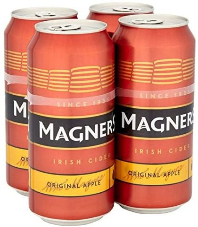Magners Cider 4 Cans Pack