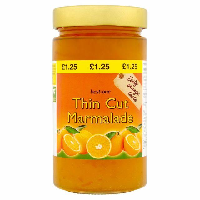 Marmalade Thin Cut Best One