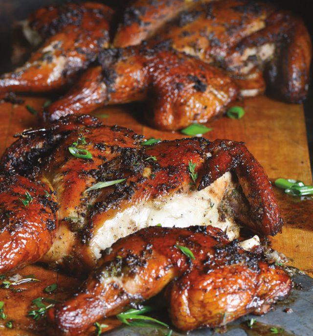 Whole Jerk Chicken
