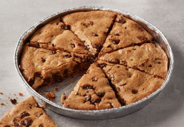 Giant Choc Chip Cookie