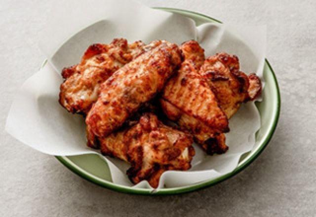 Plain Roasted Chicken Wings