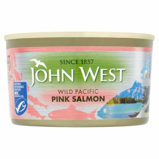 John West Pink Salmon Tin