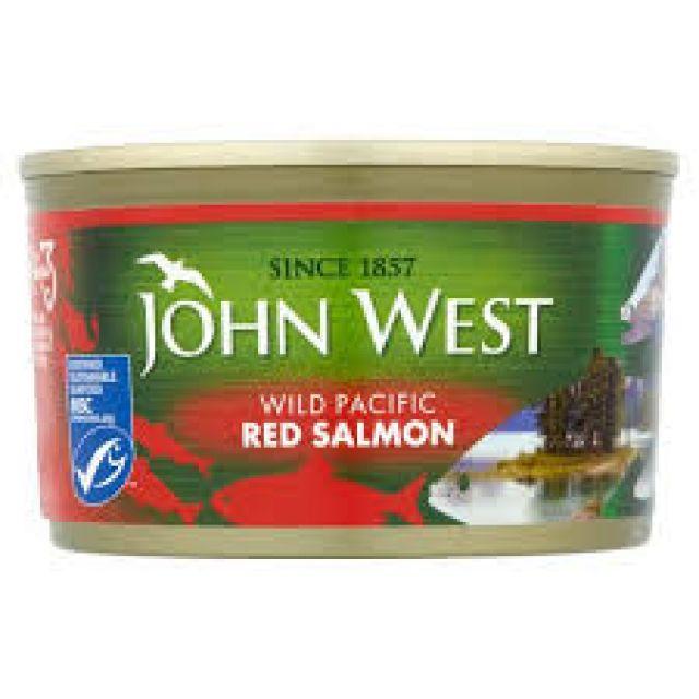 John West Red Salmon Tin
