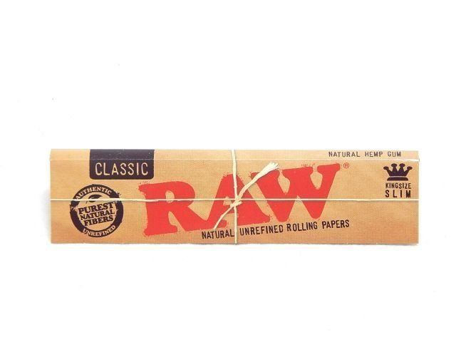 Raw Classic Papers King Size