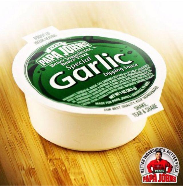 Special Garlic Sauce Dip