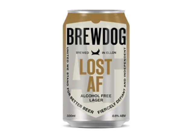 Brewdog Lost AF 330ml Can