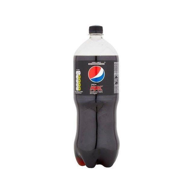 Pepsi Max 1.5L Bottle