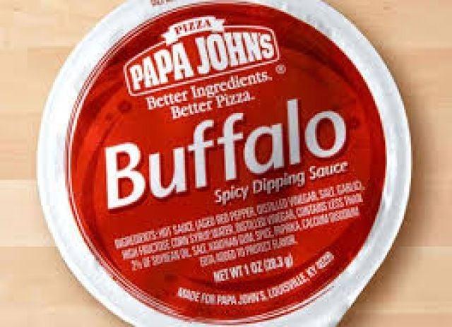 Hot Buffalo Sauce Dip