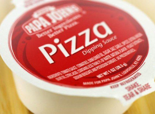 Pizza Sauce Dip