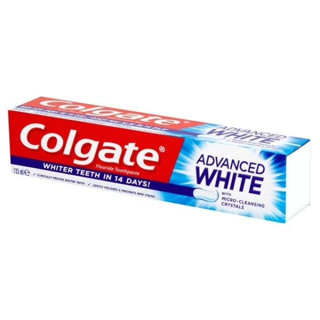 Colgate Toothpaste Advance White 125g
