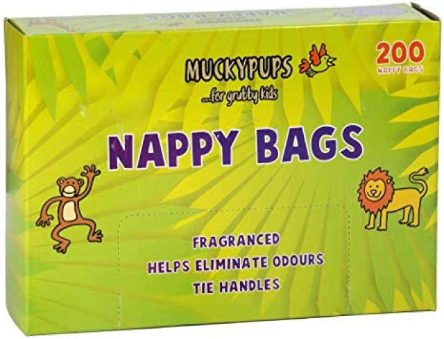 Mucky Pups Nappy Bags