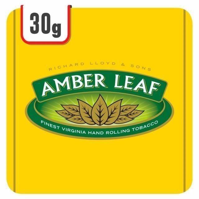 Amber Leaf Tobacco 30g
