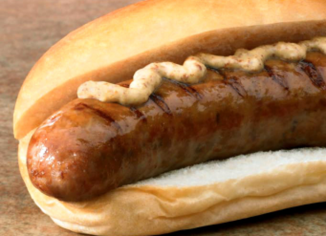 Sausage in Roll
