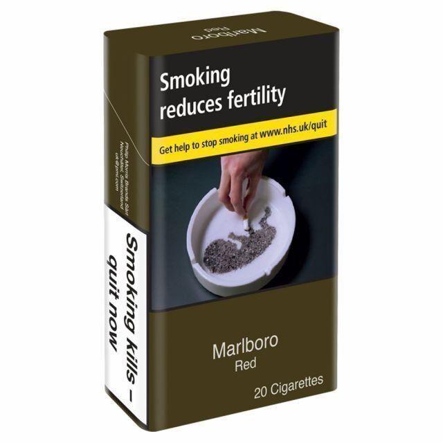 Malboro Red KS Cigarettes
