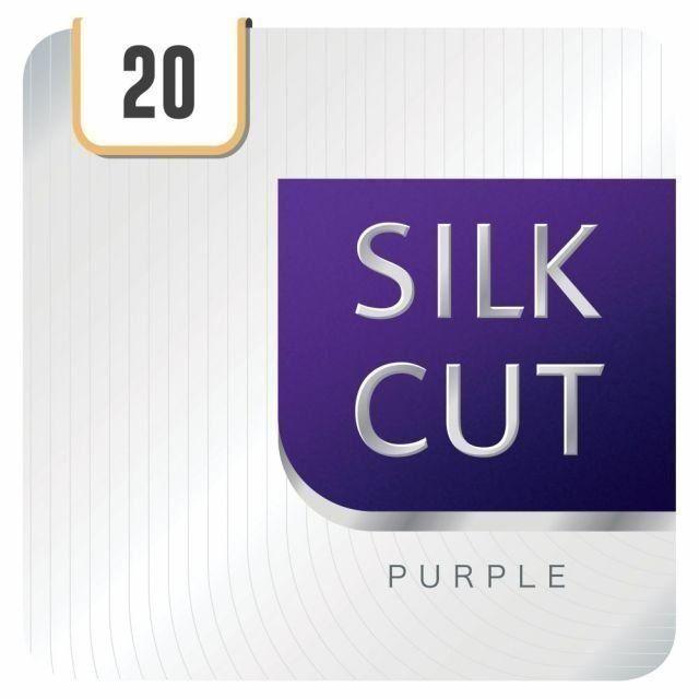 Silk Cut Purple KS Cigarettes