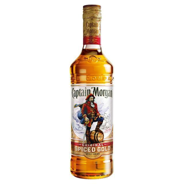 Rum Captain Morgans Spiced 70cl