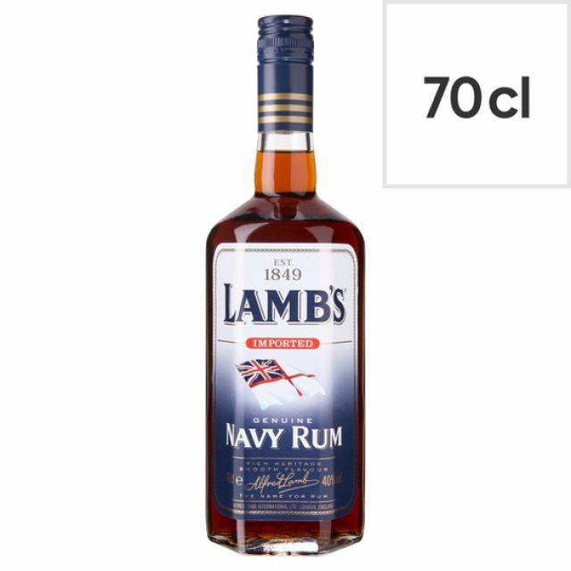 Rum Lambs 70cl