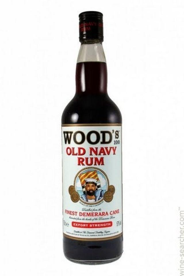 Rum Wood's Old Navy
