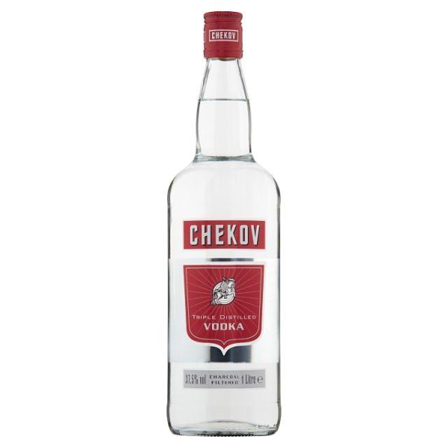 Vodka Chekov 1L
