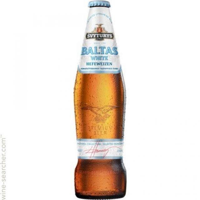 Baltas White Label 500ml Bottle