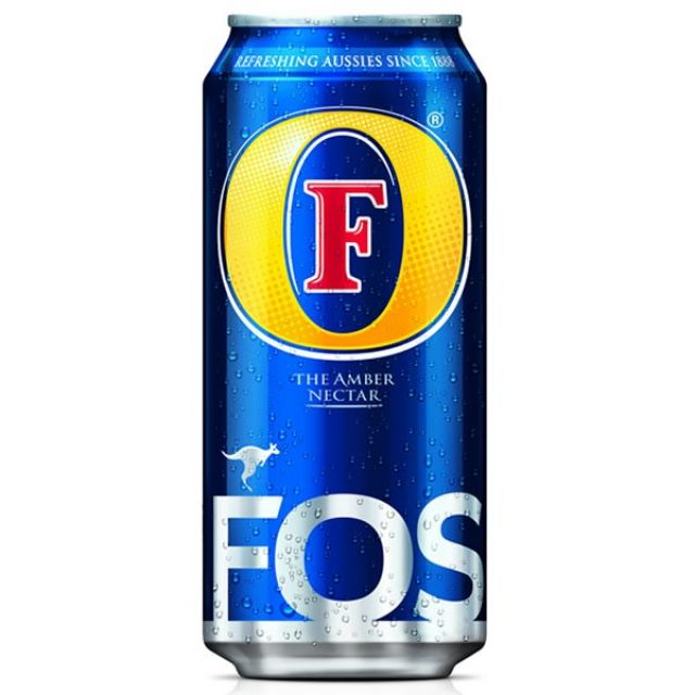 Fosters 500ml Can