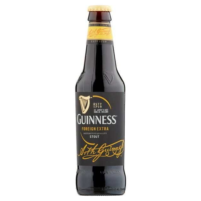 Guinness Foreign Extra Stout 330ml Bottle