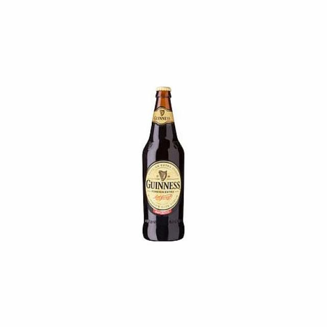 Guinness Foreign Extra Stout 660ml Bottle