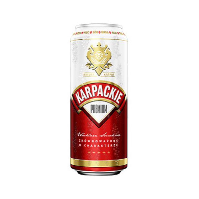 Karpackie 500ml Can
