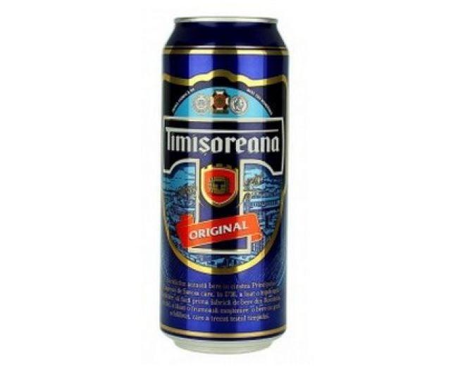 Timisoreana 500ml Can
