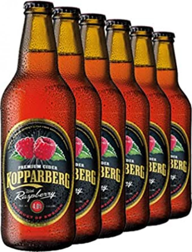 Kopparberg Raspberry 500ml Bottle