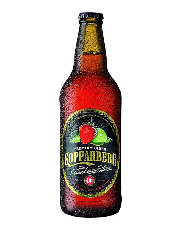 Kopparberg Strawberry 500ml Bottles