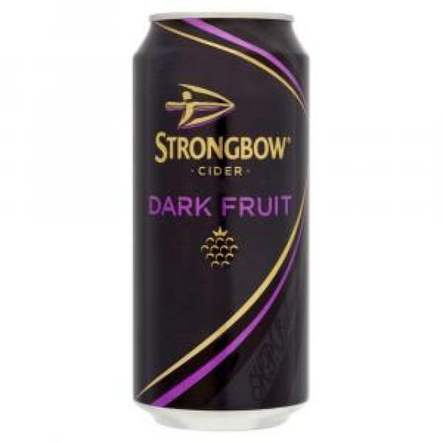 Strongbow Dark Fruits 568ml Cans