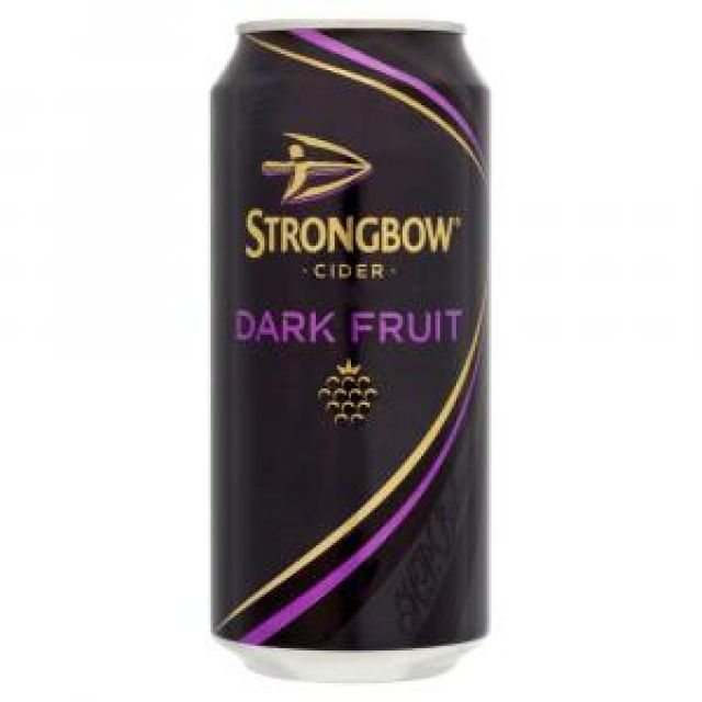 Strongbow Dark Fruits 440ml Cans