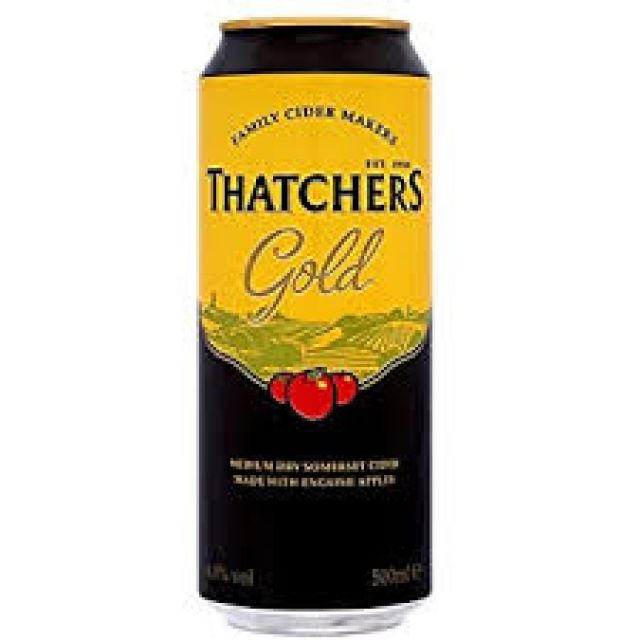 Thatchers Gold 440ml Cans