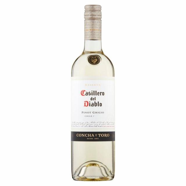 Casillero Diablo Pinot Grigio 75cl