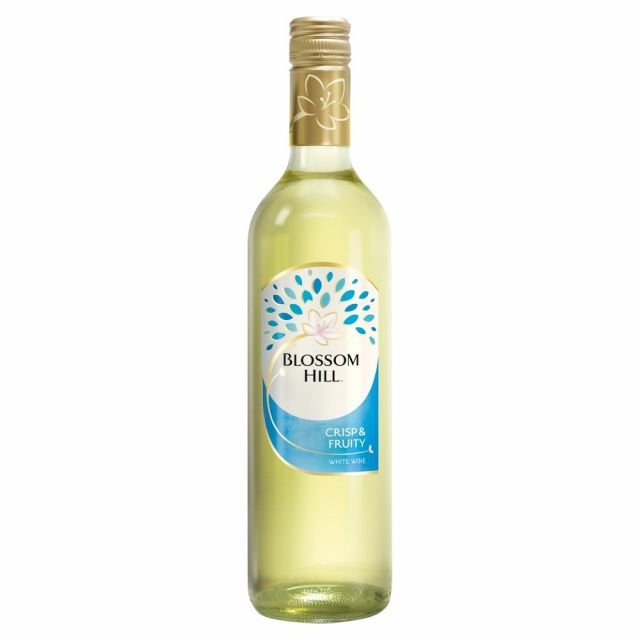Blossom Hill Crisp & Fruity 189ml Bottle