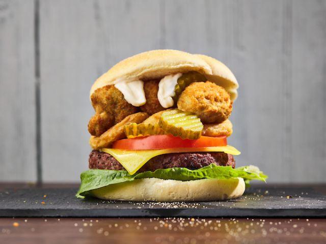 Kiss Me Quick Burger