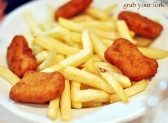 4 Nuggets & Chips