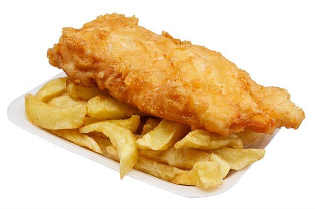 Kids Cod & Chips
