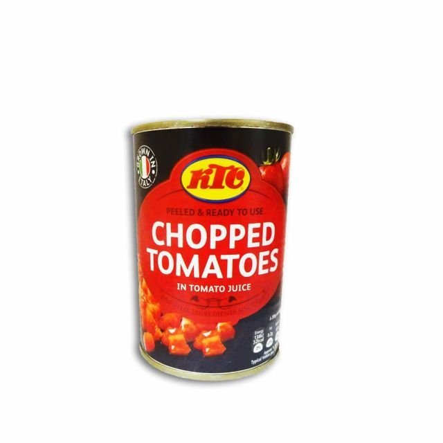 Chopped Tomato KTC Tin