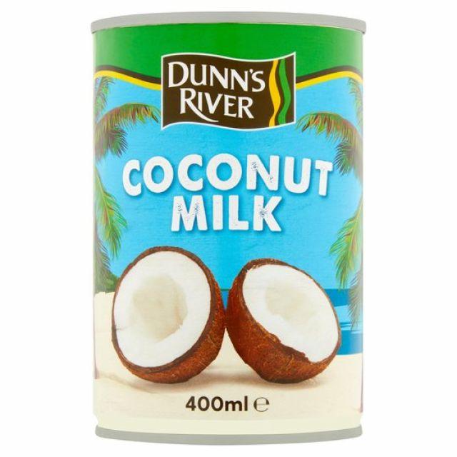 Coconut Milk Dunns River Tin
