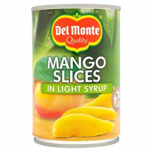 Del Monte Mango In Syrup Tin