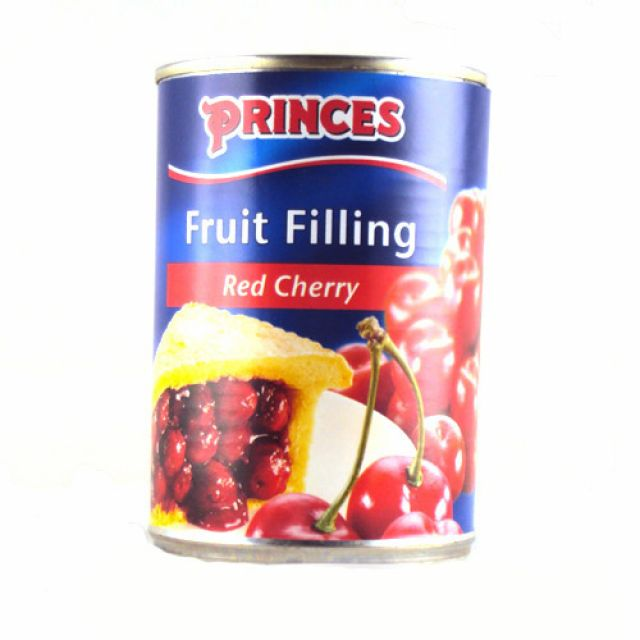 Prices Red Cherry Fruit Filling