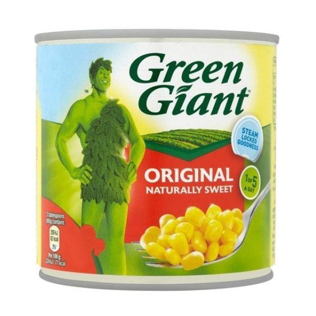 SweetCorn Green Giant Tin