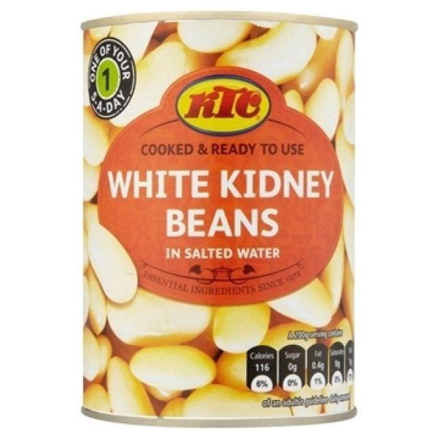 White Kidney Beans Natco Tin