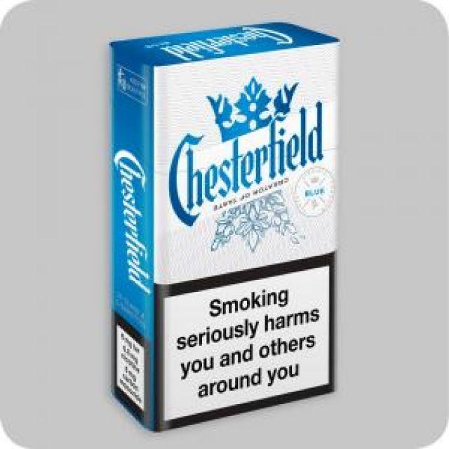 Chesterfield Blue KS